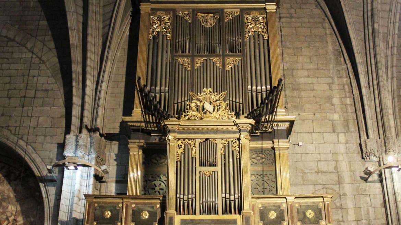 Solsona estrenarà per Festa Major una visita guiada inèdita a l'interior de l'Orgue de la Catedral