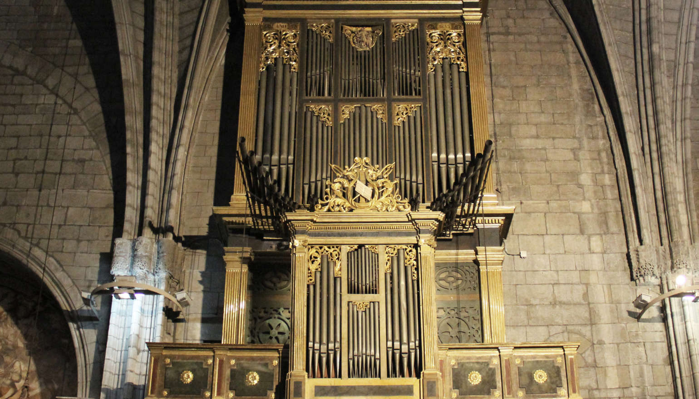 La comissió de l'orgue ofereix regalar o apadrinar els 3.195 tubs de l'instrument
