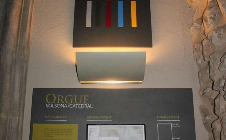 La campanya pro restauració de l'orgue de Solsona porta recaptats 117.000 euros