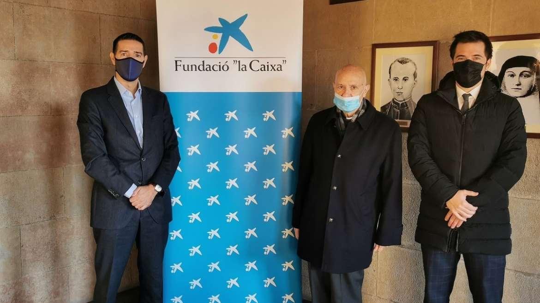 La Caixa col·labora amb 15.000 euros en la restauració de l'orgue de Solsona