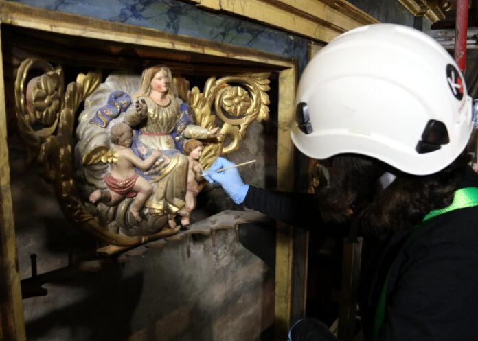 L'orgue de Solsona necessita 83.000 euros per completar la restauració