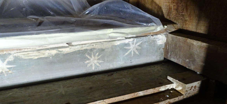 Troben fragments d'un antic retaule durant la restauració de l'orgue de Solsona