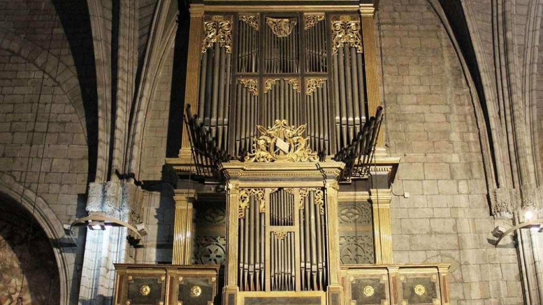 Un orgue monumental