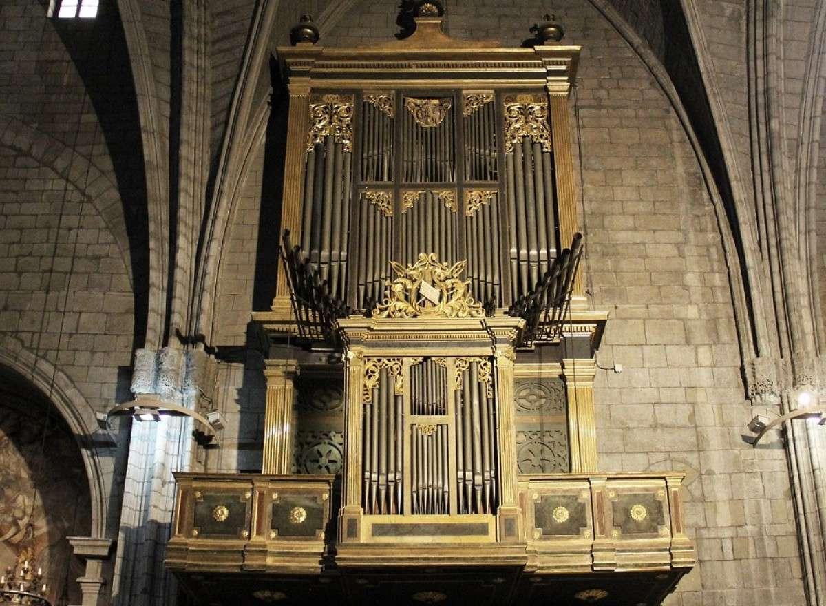 Finalitza la restauració del moble de l'orgue de la catedral de Solsona, un dels grans orgues històrics d'escola catalana