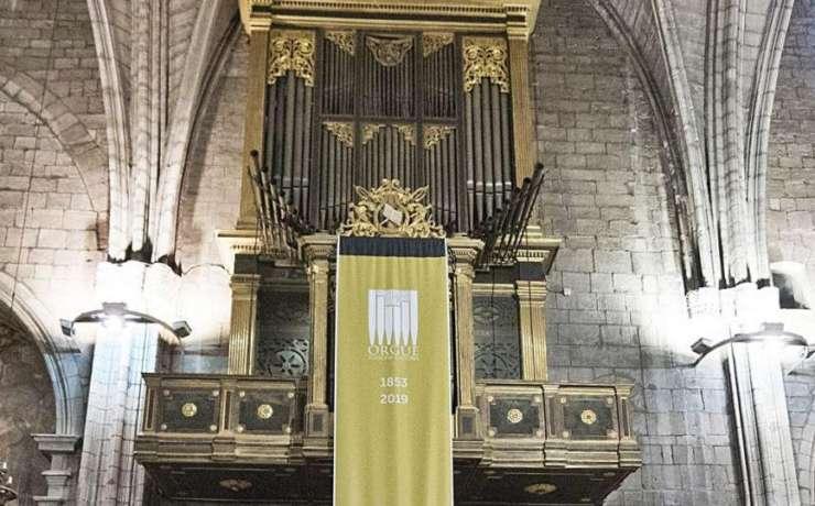 Demanen 70.000 euros per finalitzar la restauració de l'orgue de Solsona