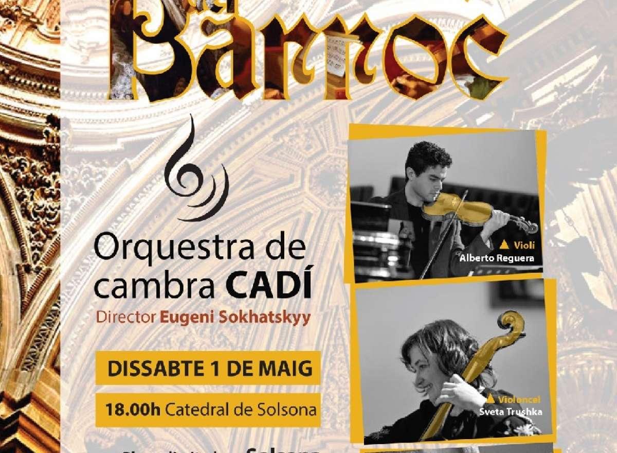 Concert Perles del Barroc a la catedral de Solsona