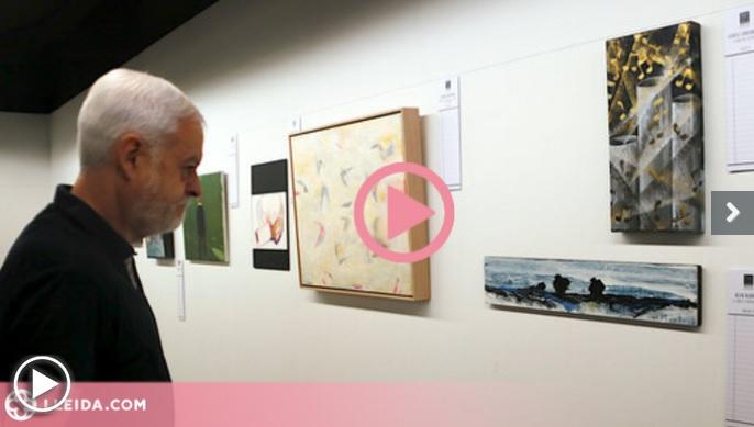 25 artistes subhasten les seves obres per poder completar la restauració de l'orgue de Solsona